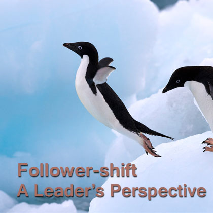 Follower-shift - A Leader's Perspective